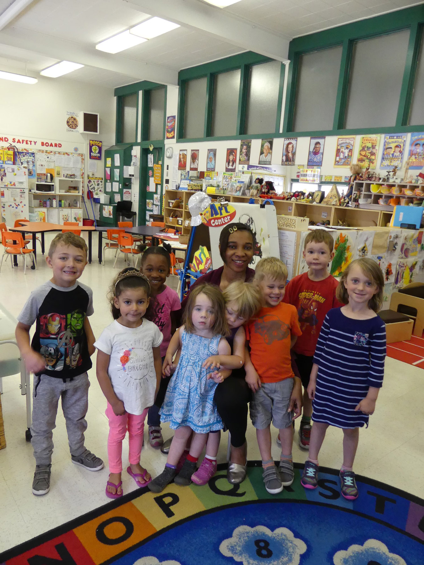 Montessori preschool program